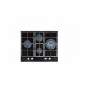 CATA Hob  LCI 6031 B Gas on glass, Number of burners/cooking zones 4, Black,  219,00