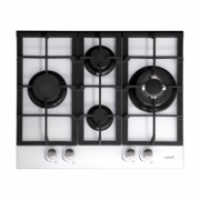 CATA LCI 631 A WH Gas on glass, Number of burners/cooking zones 4, White  289,00