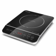Ellrona Free standing table hob Ergo Touch 2000 Number of burners/cooking zones 1, Sensor-touch control with ergonomic bevelled control panel, Black, Table hob, Induction  50,00
