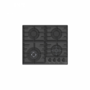 Gorenje Hob GTW641B Gas on glass, Number of burners/cooking zones 4, Black,  232,90