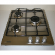 SALE OUT. Simfer H4.300.VGRIM Hob, Gas, Width 45 cm, 3 cooking zones, Mechanical control, Inox Simfer Hob H4.300.VGRIM Gas, Number of burners/cooking zones 3, Rotary knobs, Inox, DAMAGED PACKAGING, SCRATCHED