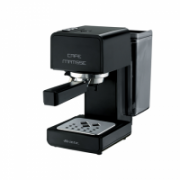 Ariete Cafe Matisse Coffee Maker 1363/10 Pump pressure 15 bar, Built-in milk frother, Semi-automatic, 850 W, Black  62,00