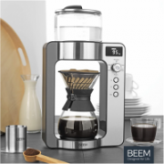 BEEM Coffee maker with scale Pour Over 03597 Drip, 1500 W, Silver/Black  120,00