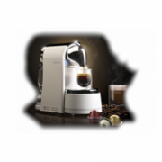 Belmoca B-100 Pump pressure 19 bar, Coffee maker type Capsule coffee machine, 1450  W, White  142,00