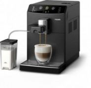 Coffee machine Philips HD8829/09 Series 3000 | black  433,00