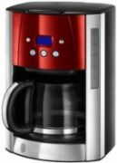 Coffee machine Russell Hobbs 23240-56 Luna | silver-red  54,00