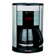 Gastroback Design Coffee Aroma Plus  42703 Coffee maker type Drip, 950  W, Black, Silver  67,00