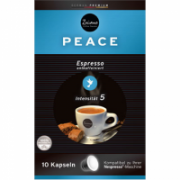 Coffee Zuiano Peace Espresso x10 Zuiano Peace 10 capsules, Germany, Coffee, 53 g  8,00