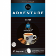 Zuiano Adventure 10 capsules, Germany, Coffee, 53 g  8,00