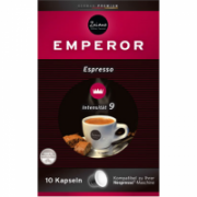 Zuiano Emperor 10 capsules, Germany, Coffee, 55 g  8,00
