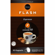 Zuiano Flash 10 capsules, Germany, Coffee, 53 g  8,00