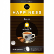 Zuiano Happiness 10 capsules, Germany, Coffee, 53 g  8,00