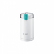 Bosch Coffee Grinder  MKM6000 White, 180 W, Lid safety switch, 75 g  18,90