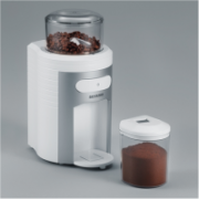 Severin Coffee Grinder KM 3873 White/Silver, Number of cups set by electronic timer pc(s), 150 W, No, 150 g  77,00