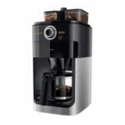 Philips HD7762/00 Coffee maker type Grind&Brew Coffee maker, Black/metal  164,00