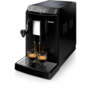 PHILIPS HD8832/09 3100 series Automatic Espresso machine, 15 bar, Coffee beans capacity 250g, 100% ceramic mill, Milk Frother, Adjustable grinding setting, Black  437,00