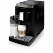 PHILIPS HD8834/09 Automatic Espresso machine, 15 bar, Coffee beans, Ground coffee, Black  435,00