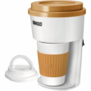 Unold Coffee Machine to go 28310 Coffee maker type Drip, 400 W,  White/brown  18,90