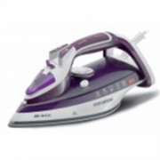 Ariete Steam Iron A6243 Purple, 2200 W, Anti-drip function, Vertical steam function  23,00