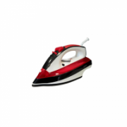 Haier Steam Iron  HSR-2112 Red/ white/ black, 2200 W, Automatic anti-calc, Continuous steam 30 g/min, Vertical steam function  24,00