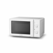 DAEWOO Microwave oven KOR-6627W 20 L, Rotary, 700 W, White, Defrost function, Free standing  53,00