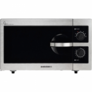 DAEWOO Microwave oven KOR-81K7B 23 L, Mechanical, 800 W, Stainless steel, Free standing, Defrost function  59,90