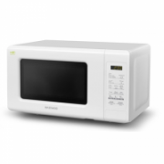 DAEWOO Microwave oven KQG-661BW 20 L, Grill, Electronic, 700 W, White, Free standing, Defrost function  69,00