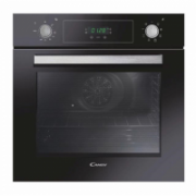 Candy Oven FCP615NXL Electric, 70 L, Black, Aquactiva, A+, Rotary knobs/ electronic, Height 60 cm, Width 60 cm, Built-in  177,00