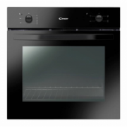 Candy Oven FCS100N Multifunction, 71 L, Black, Manual, A, Rotary knobs, Height 60 cm, Width 60 cm, Conventional  136,00