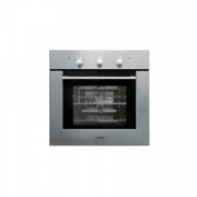 CATA Multifunctional Oven HORNO ME 605 IX  Built-in, 50 L, Stainless Steel and Black Crystal Finish, Easy clean system, Mecahnical, Height 59,2 cm, Width 60 cm, Integrated timer  148,00