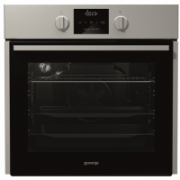 Gorenje Multifunctional Oven BO635E11XK 65 L, Stainless steel, AquaClean, A, Rotary, Height 60 cm, Width 60 cm, Integrated timer, Electric  186,00