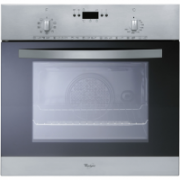 Whirlpool Oven AKP241/IX  Multifunctional, 53 L, Inox, Mechanical, Rotary, Height 60 cm, Width 60 cm, Integrated timer  189,00