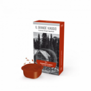 Mr&Mrs IL GRANDE VIAGGIO Rosewood of Quebec Scented ambience capsule, Spicy-Woody  9,00