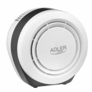 Adler AD 7961 White, Suitable for rooms up to 20 m², 45 W  50,00