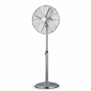 ORAVA SF-200 Stand Fan, Number of speeds 3, 50 W, Oscillation, Diameter 40 cm, Chrome  57,90