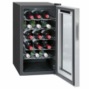 Bomann KSW 345 Wine cooler, Grey  589,00