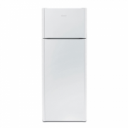Candy Refrigerator CKDS 5142W Free standing, Height 143 cm, A+, Fridge net capacity 166 L, Freezer net capacity 38 L, 42 dB, White  238,00