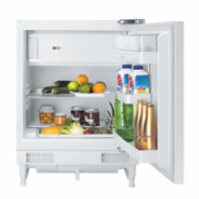 Candy Refrigerator CRU 164 NE Built-in, Table top, Height 82 cm, A+, Fridge net capacity 100 L, Freezer net capacity 17 L, 43 dB, White  219,90