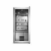 Caso Dry-Aged Cooler 688 Free standing, Food-ageing cabinet with compressor technology, Height 87.5 cm, A, Display, Stainless steel  737,00