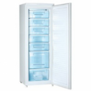 DAEWOO Freezer FF-311VPL Upright, Height 170 cm, Total net capacity 222 L, A+, Freezer number of shelves/baskets 7, White, Free standing  329,00