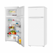 ETA Refrigerator ETA236590000 Free standing, Double door, Height 143 cm, A++, Fridge net capacity 171 L, Freezer net capacity 41 L, 42 dB, White  239,00