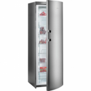 Gorenje Freezer F6181AX Upright, Height 180 cm, Total net capacity 270 L, A+, Freezer number of shelves/baskets 8, Display, Stainless steel, Free standing,  395,90