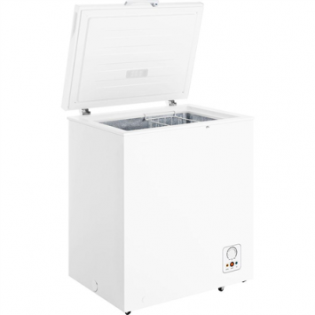 Gorenje Freezer FH151AW Chest, Height 84 cm, Total net capacity 139 L, A+, Freezer number of shelves/baskets 1, White, Free standing,