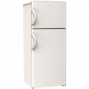 Gorenje Refrigerator RF3121ANW Free standing, Double door, Height 115 cm, A+, Fridge net capacity 89 L, Freezer net capacity 29 L, 42 dB, White  228,00
