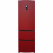 Haier A2FE635CRJ Refrigerator RED/Reversible door/ 191x60x67cm/Fridge 201L/Freezer 99L/No Frost/EC A+     2.743,00