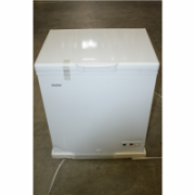 Haier BD-143RAA Chest, Height 84.5 cm, Total net capacity 146 L, A+, Freezer number of shelves/baskets 1, White, DAMAGED PACKAGING, DENTS ON FRONT CORNERS  252,00