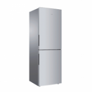 Haier C2FE632CSJ Refrigerator SILVER/Reversible door/H177/No Frost/LED Lighting/Fridge 217L/Freezer 104L/EC A+  2.040,00