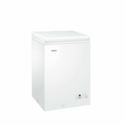 Haier Freezer HCE103R Chest, Height 84.5 cm, Total net capacity 103 L, A+, Freezer number of shelves/baskets 1, White, Free standing  202,00