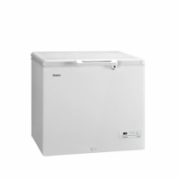 Haier Freezer HCE259R Chest, Height 84.5 cm, Total net capacity 259 L, A+, Freezer number of shelves/baskets 1, White, Free standing  289,00