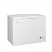 Haier Freezer  HCE319R Chest, Height 84.5 cm, Total net capacity 319 L, A+, Freezer number of shelves/baskets 2, Display, White, Free standing  329,90